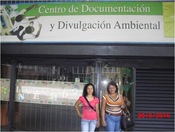 Centro de Documentación y Divulgación Ambiental
