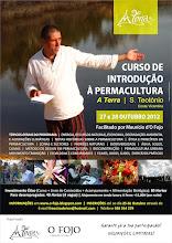 CURSO DE INTRODUÇÃO À PERMACULTURA N'A TERRA 27 e 28 Out 2012