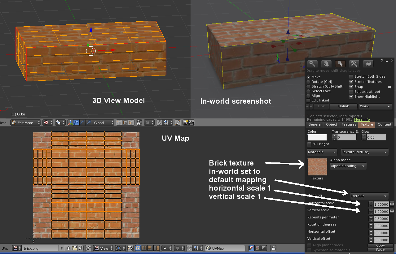 Aines opensim blog blender introduction to textures uv maps and aines opensim blog blender introduction to textures uv maps and materials part iii gumiabroncs Gallery