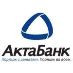 АктаБанк логотип