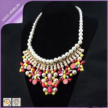 Perlas accesorio de moda para mujer