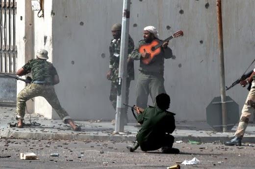 Πόλεμος μετά μουσικής