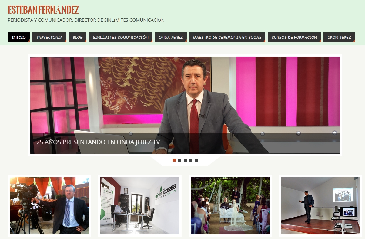 MI  WEB PERSONAL:  www.estebanfernandez.es