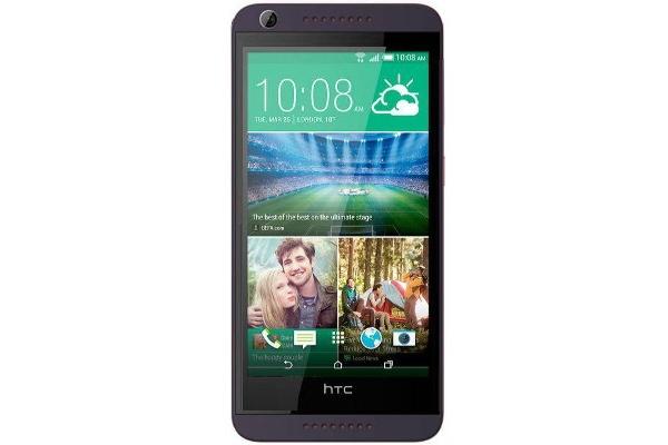 How to screenshot HTC Desire 626