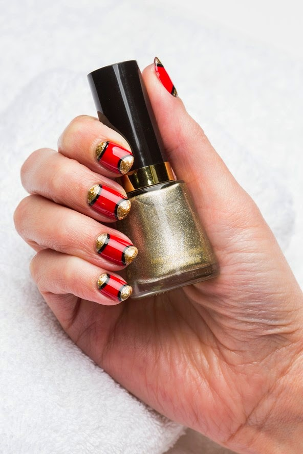 The Youth Fashion: Nail Art Design 2014 Collection