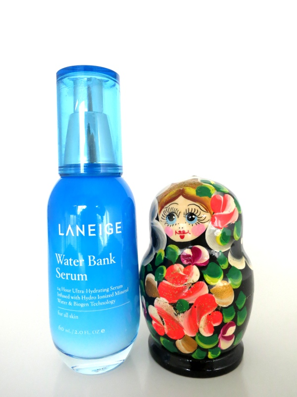 Product Review: Laneige Water Bank Serum