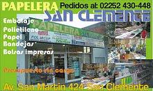 Papelera San Clemente