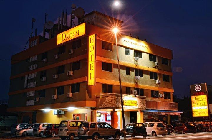 Dream Hotel Murah Di Bandar Melaka