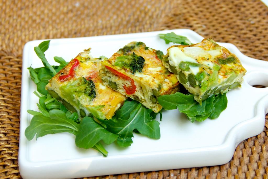 freshfromevaskitchen: Asparagus Frittata