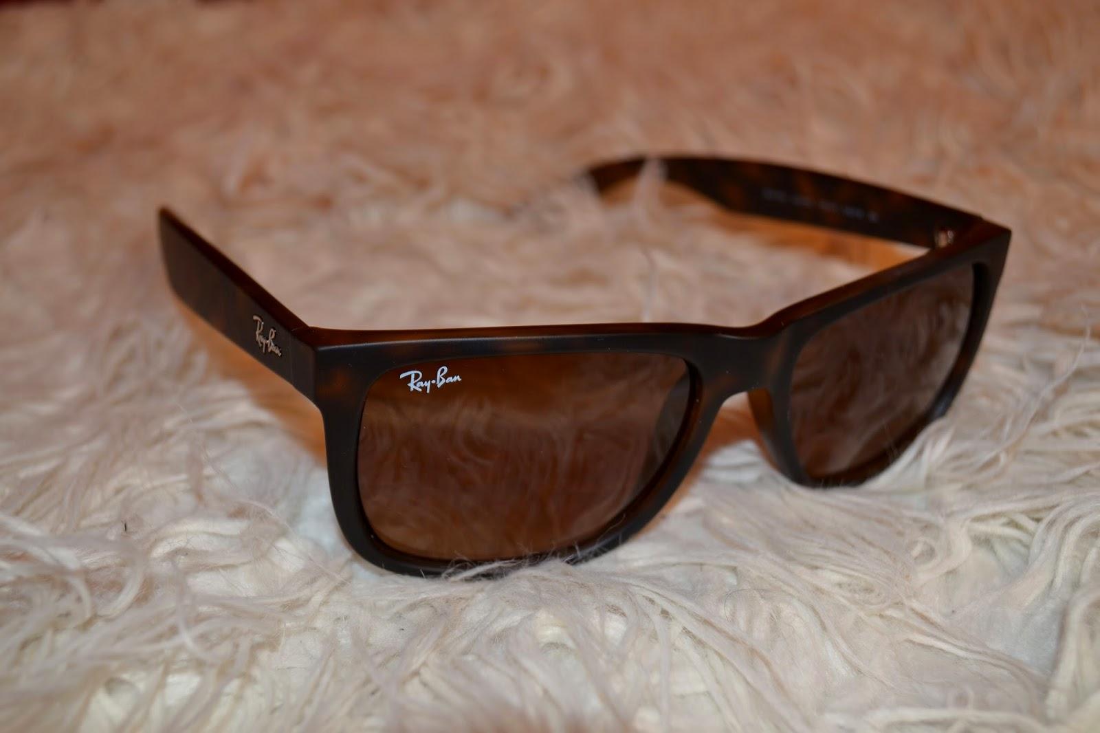 Ray-Ban Justin, okulary Ray-Ban, okulary ray-ban,Ray-Ban wayfarer, przeciw sloneczne okulary modne