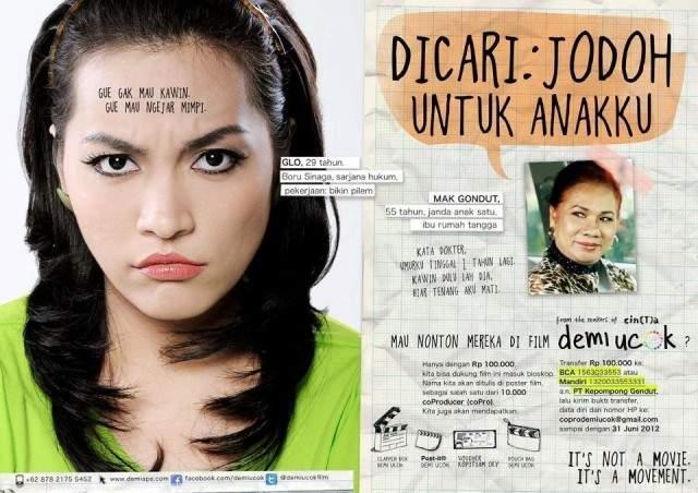 Cerita dan Sinopsis Demi Ucok - Film Terbaru 2013