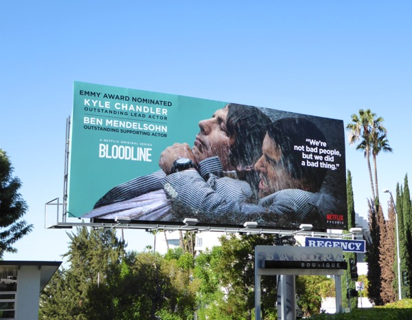 Bloodline Emmy 2015 nom billboard