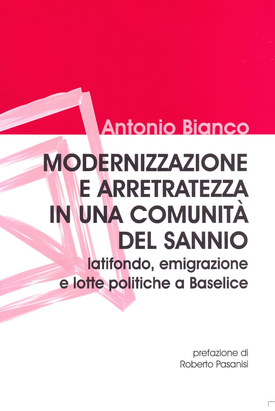 Modernizzazione e arretratezza in una comunità del Sannio