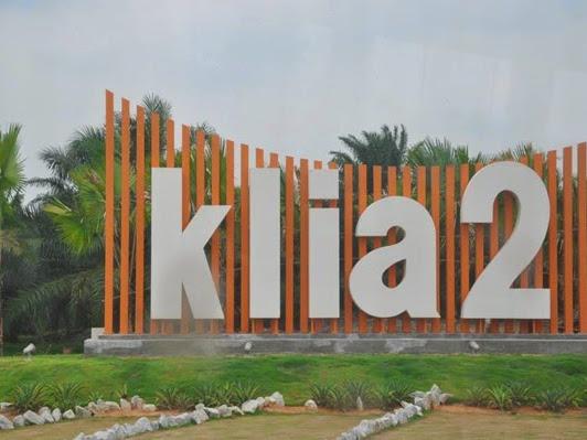 KLIA2 experience 2014