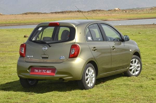 Hi Tech Info  Nissan Micra facelift CVT review  test drive