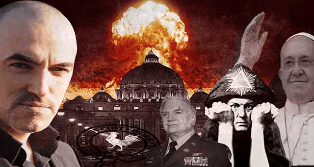 Vatican's Satanic Secrets Revealed By An Illuminati Insider