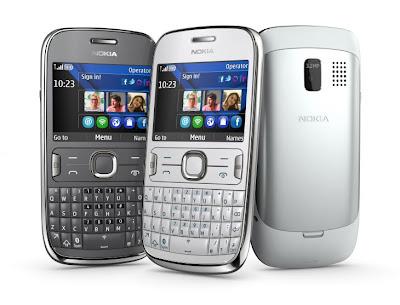 Harga Dan Spesifikasi Nokia Asha 302