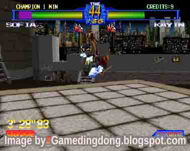 Battle Arena Toshinden 4
