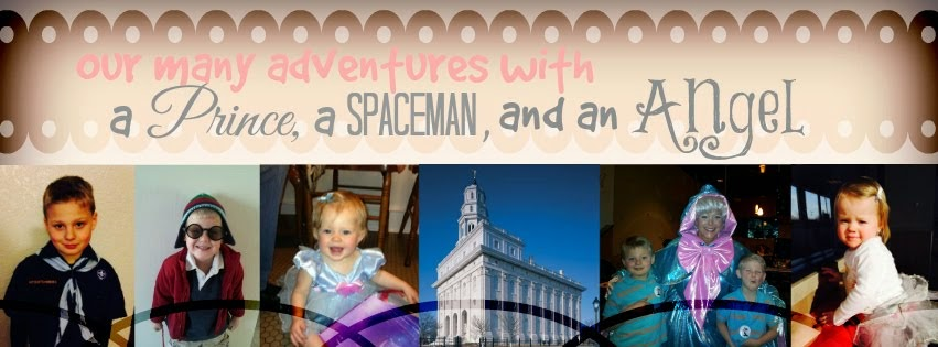The Many Adventures of The Little Prince, Spaceman Spiff, Shoofie, and an Angel
