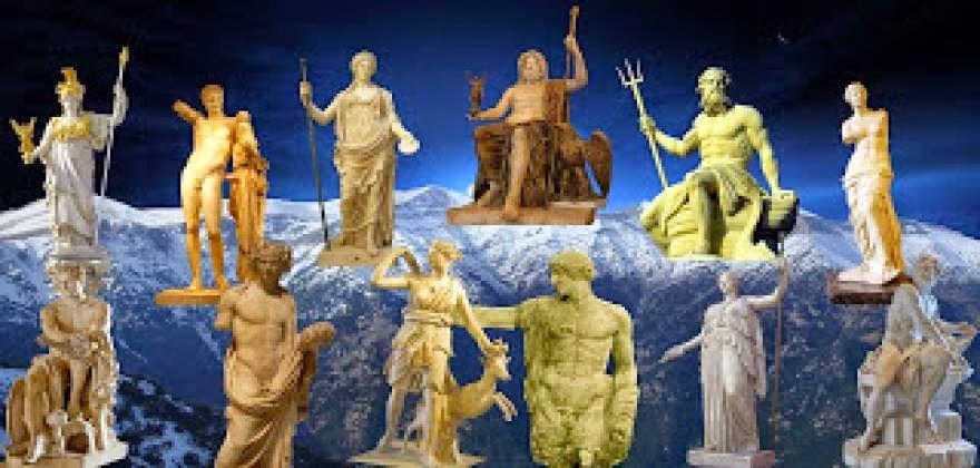 Τα ονόματα των Oλύμπιων Θεών είχαν συμβολικές σημασίες – Δείτε ποιες