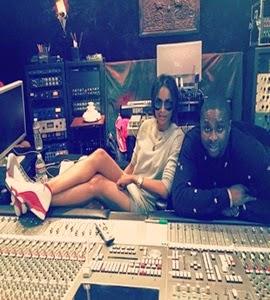 Ciara trabalha com produtor de Jennifer Hudson e Ariana Grande em álbum novo