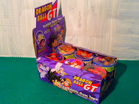 Chewing Gum Dragon Ball GT