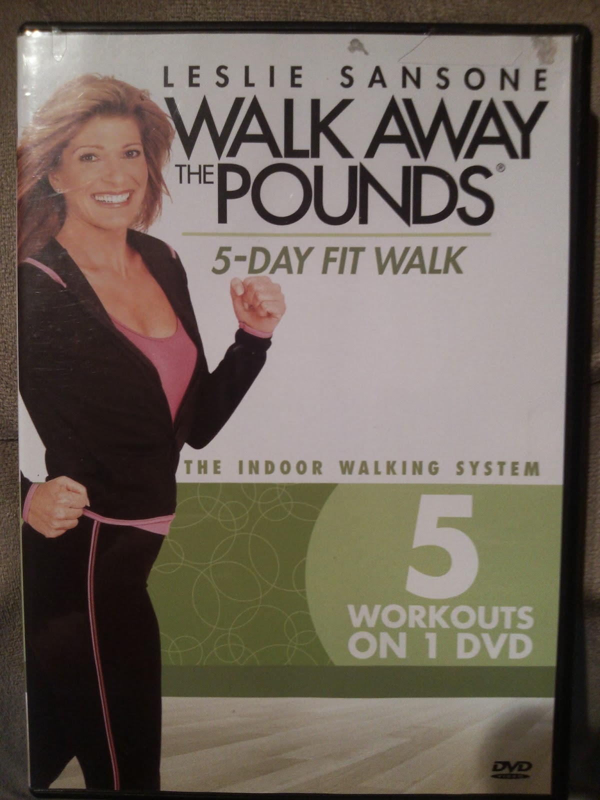 exercise tv walking at home with leslie sansone