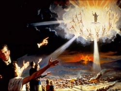 Lòng Thương Xót Và Chúa Đến Lần Thứ Hai