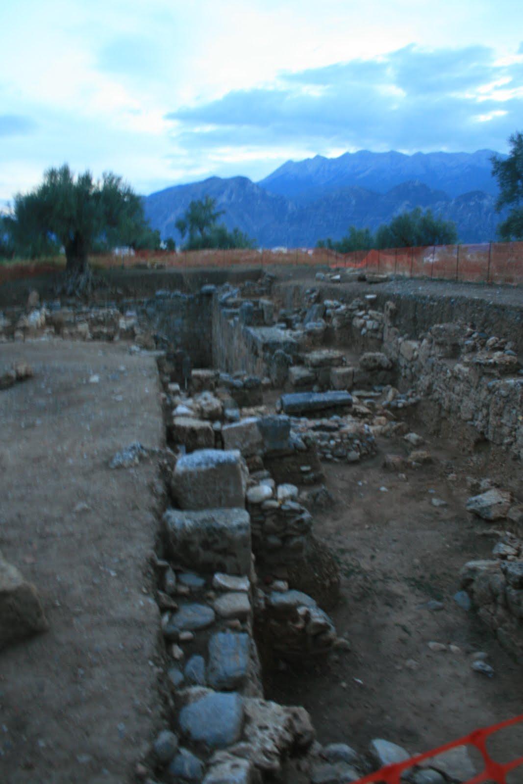 Sparta - Amphitheater