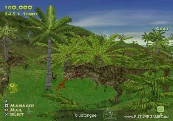 لعبة الديناصورات الرائعة Jurassic Park Operation Genesis كاملة حصريا تحميل مباشر Jurassic+Park+Operation+Genesis+1