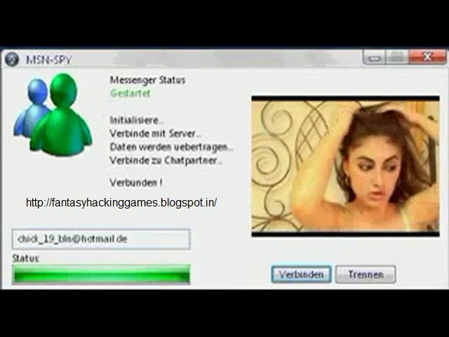 Download Free Yahoo Msn Messenger WebCam Hack 2014 Direct Download