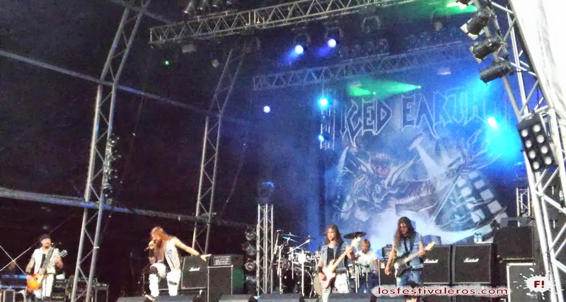 Vagos Open Air, Iced Earth