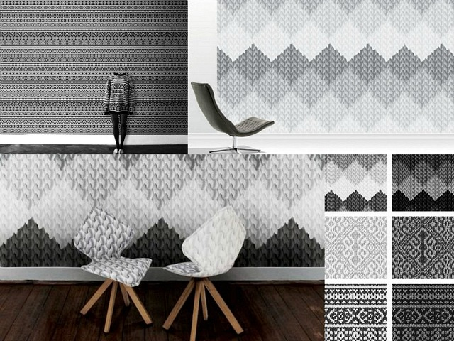 Crochetingclub trendy crochet crocheting indoor for Papel pintado suelo