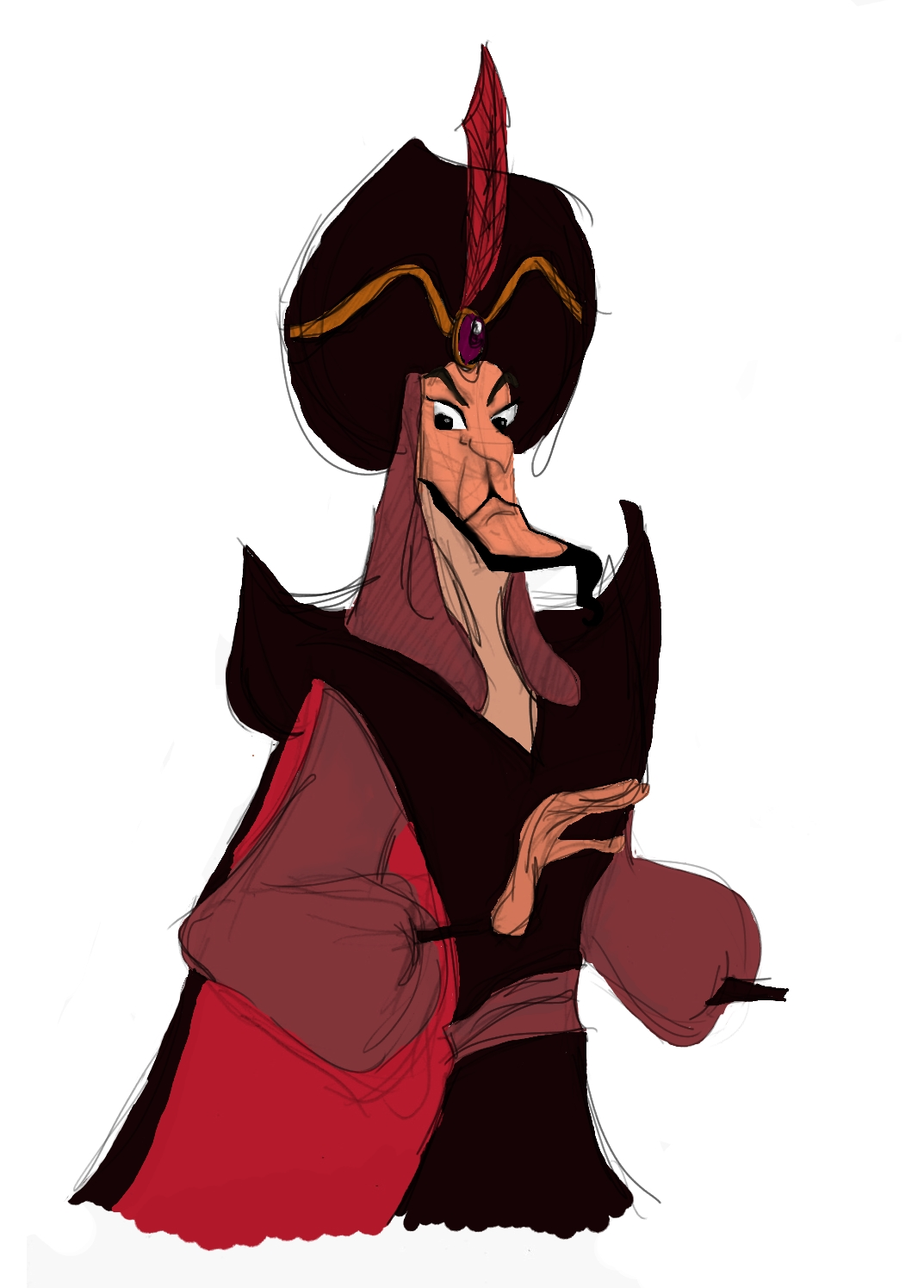 Watch more like Aladdin Characters Jafar