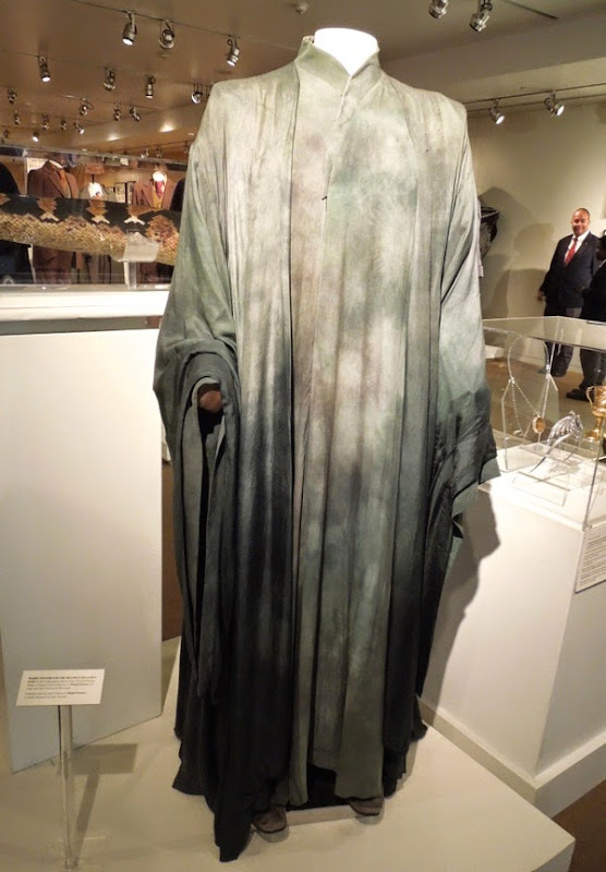 Lord Voldemort movie costume Harry Potter Deathly Hallows