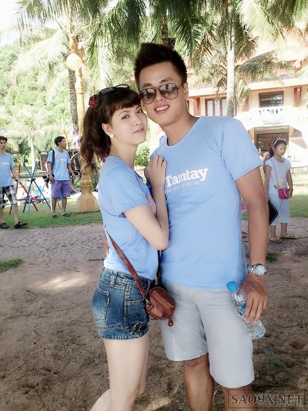 Girl xinh Hà Thành tươi mát trong nắng hè