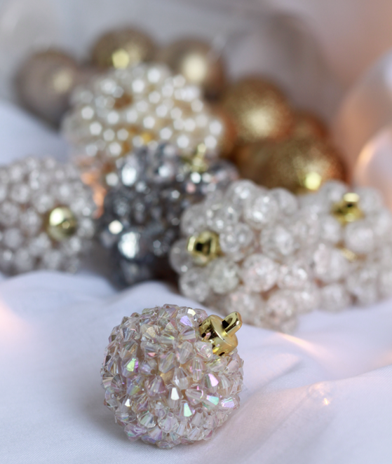 Do It Yourself Divas Diy Jeweled Ornaments