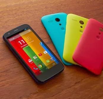 Dual-SIM Motorola Moto G gets Android 4.4 Kitkat update.