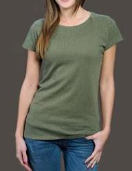Camisetas de bambú: ropa ecológica