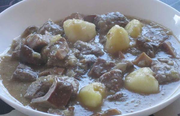Estomago de ternera cocinar en casa es for Cocinar ternera