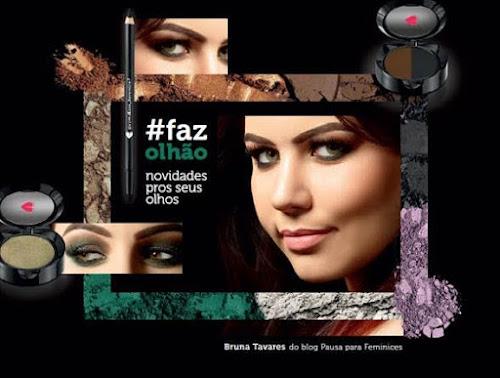 quem disse, berenice lança a coleção #fazolhão junto com a blogueira Bruna Tavares