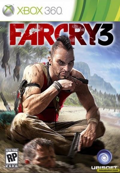 Farcry 3 box art