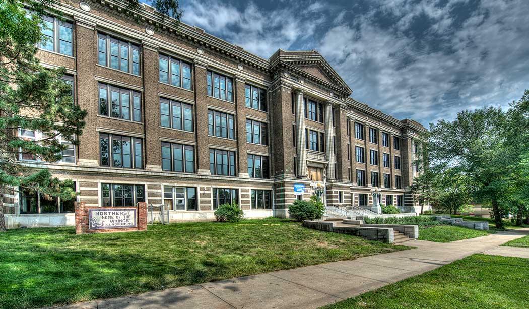 Hyperblogal: Northeast High School