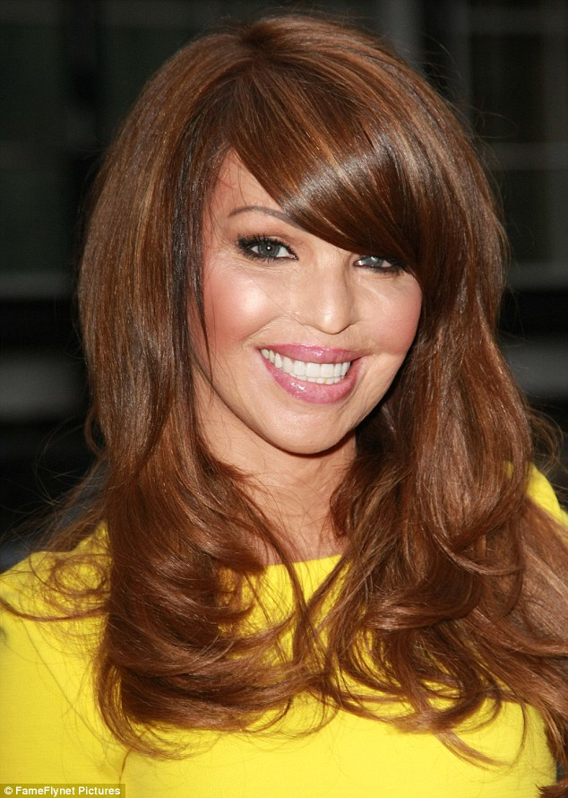 Latest On Katie Piper http://celebritynewsandgossipx.blogspot.com/2012/07/katie-piper-is-mane-attraction-at-fake.html