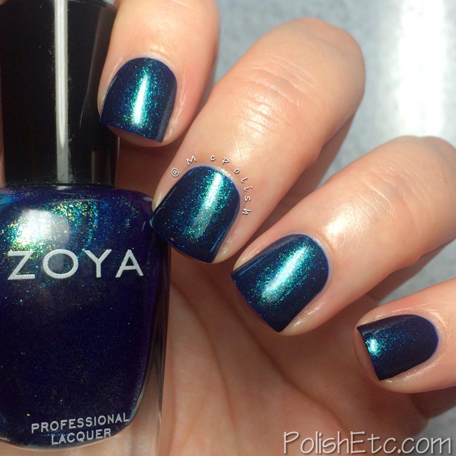 Zoya - Remy - Earth Day Exchange - McPolish