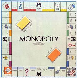 Monopoly politique - Combat des chefs