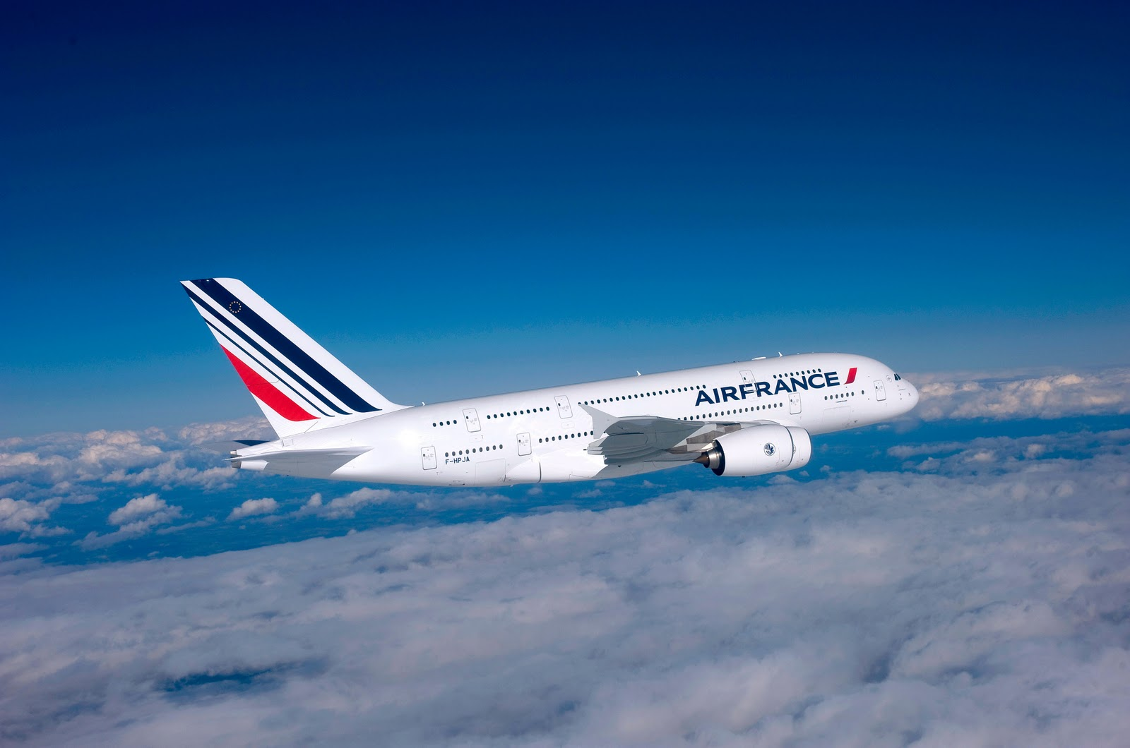 Wallpaper wallpaper a380 for Interieur d avion air france