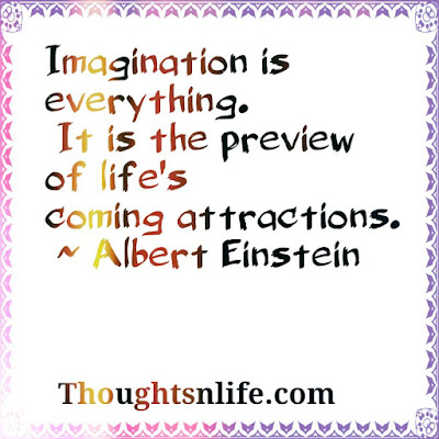 albert einstein quotes, Imagination is everything