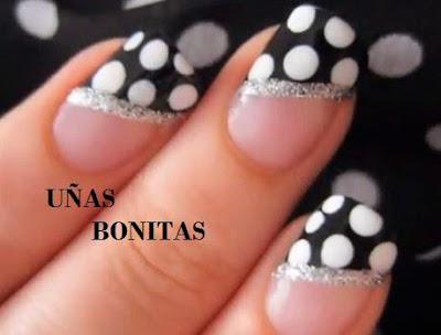 Bellas decoraciones de uñas para descargar