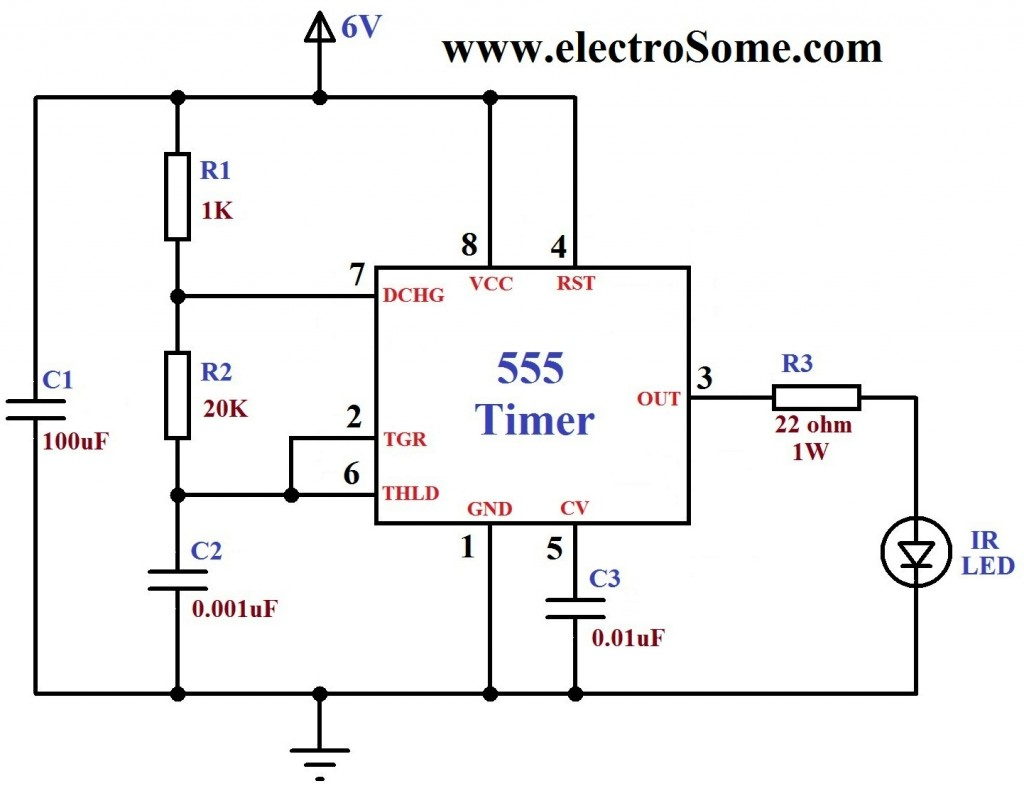 PROJECT THEORY: WIRELESS SWITCH (Based on IR, One click to SWITCH ON ...